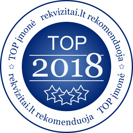TOP Company in LITHUANIA
