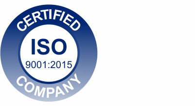 ISO 9001:2015 CERTIFICATE