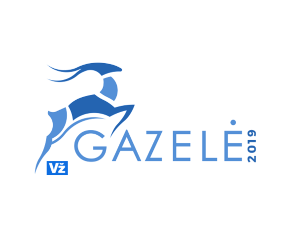 Our company just got the Gazelle 2019 Award!
