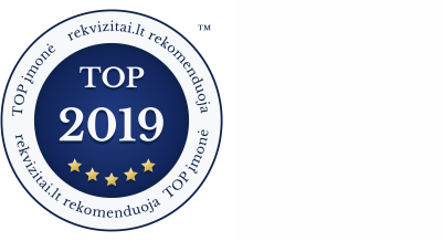 We are proud of TOP Company 2019 award!