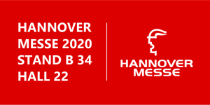 MEET US AT HANNOVER MESSE 2020! NEW DATE!